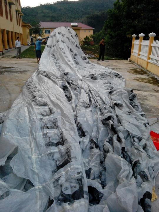 Vat the la hinh cau roi xuong mien nui Quang Nam hinh anh 2