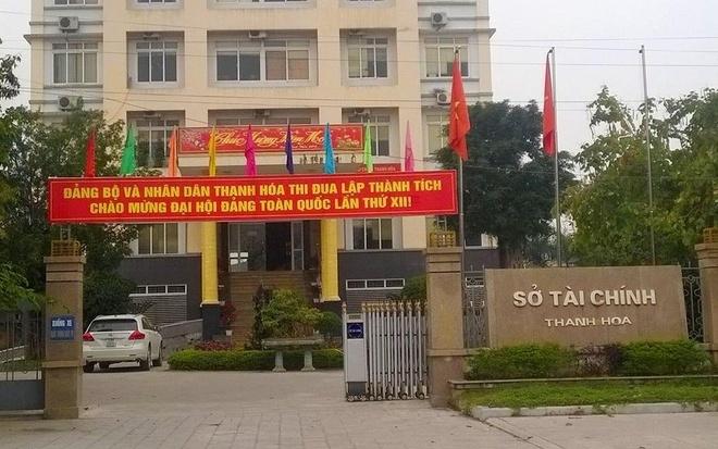 Giam doc So Tai chinh bo nhiem con gai sai quy dinh hinh anh