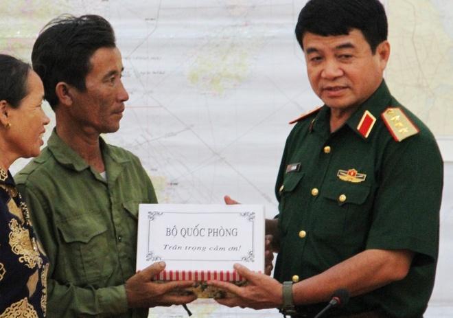 Bo Quoc phong cam on ngu dan cuu phi cong Su-30 hinh anh
