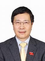 Phan cong ong Truong Hoa Binh lam Pho thu tuong thuong truc hinh anh 4