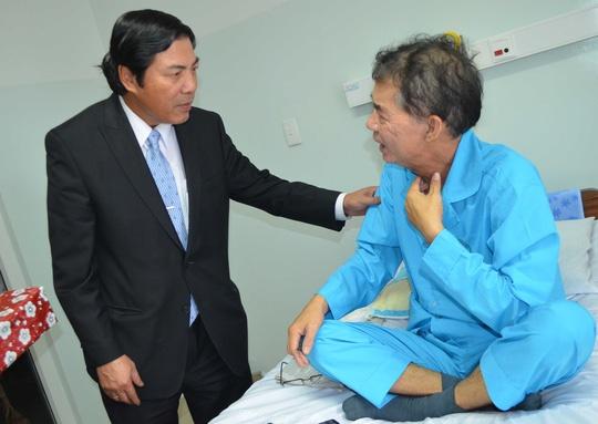 De nghi truy tang danh hieu anh hung cho ong Nguyen Ba Thanh hinh anh 1
