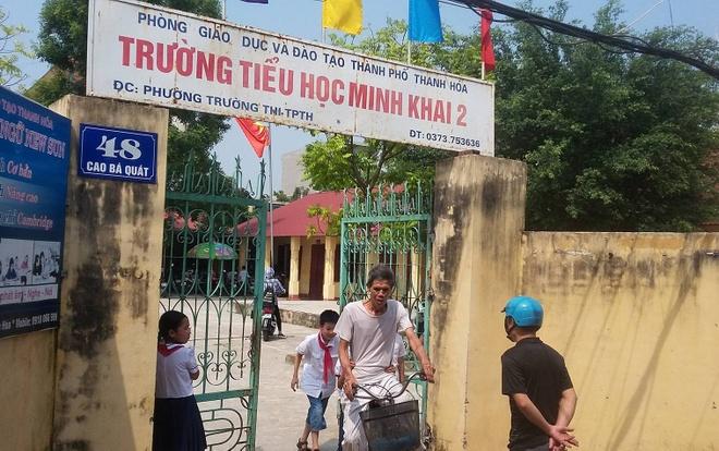 Chu tich TP Thanh Hoa chi dao tra lai tien thu sai quy dinh hinh anh