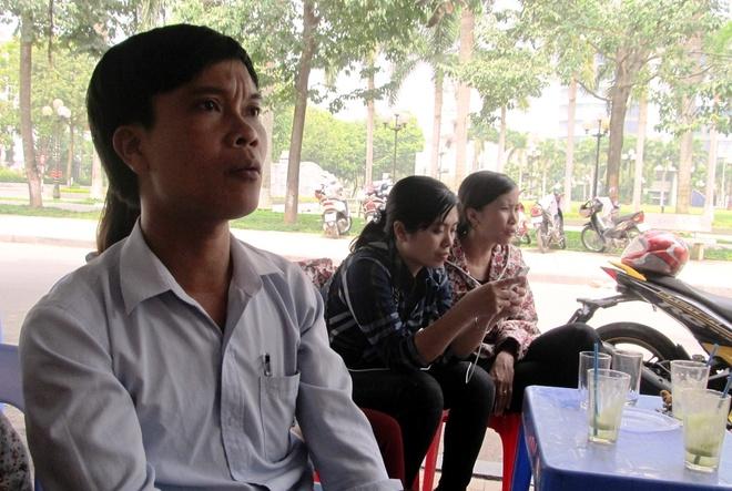Bi thu Thanh Hoa chi dao giai quyet vu giao vien mat viec hinh anh 1