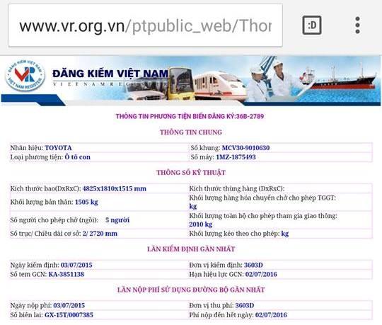 Bi thu TP Thanh Hoa 'muon' xe bien xanh cua doanh nghiep hinh anh 2