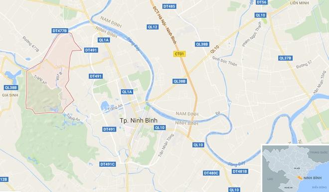 400 nguoi dap tat chay rung trong khu danh thang Trang An hinh anh 3
