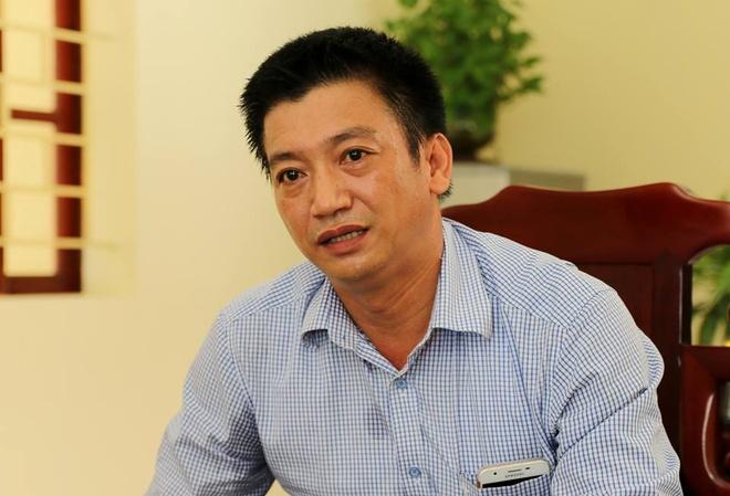 Lai xe So KHCN Ninh Binh: 'Toi chap nhan loi xin loi cua Giam doc' hinh anh