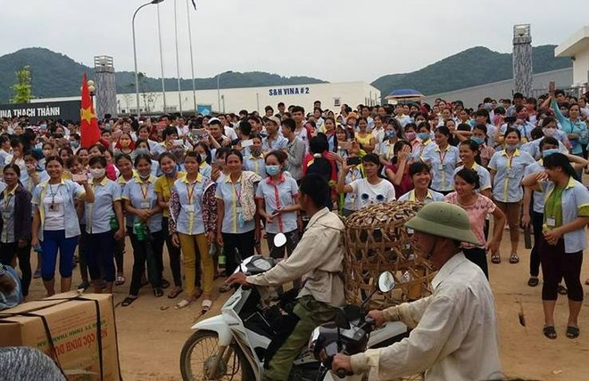 6.000 cong nhan dinh cong vi cho rang cong ty 'thieu tinh nguoi' hinh anh 2
