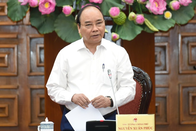 Cong dien cua Thu tuong khan cap ung pho bao so 10 hinh anh 1
