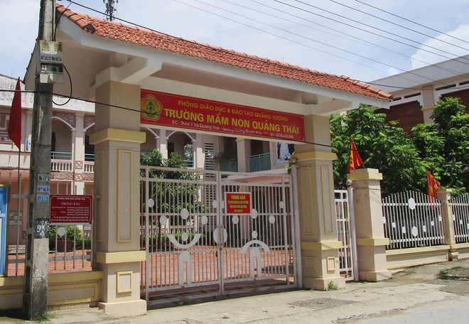 Vu phu huynh cang bang ron phan doi lam thu: Ky luat hieu truong hinh anh 1