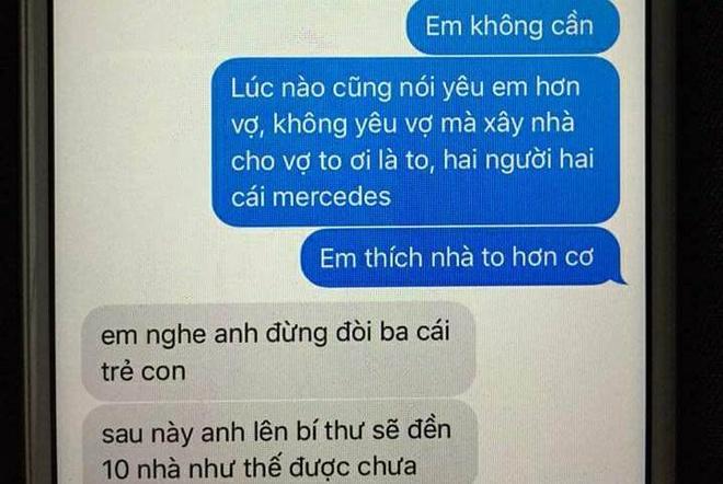 Co gai bi tung tin don la 'bo nhi' Pho bi thu Thanh Hoa len tieng hinh anh 2