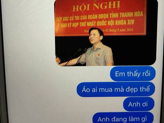 Pho bi thu Thanh Hoa san sang de cong an trich xuat tin nhan hinh anh