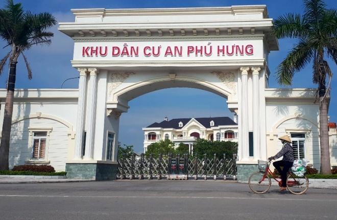 Bo Cong an dieu tra 9 du an 'dat vang' dau gia trai luat o Thanh Hoa hinh anh 2