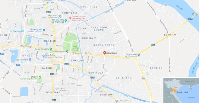 Bo Cong an dieu tra 9 du an 'dat vang' dau gia trai luat o Thanh Hoa hinh anh 3