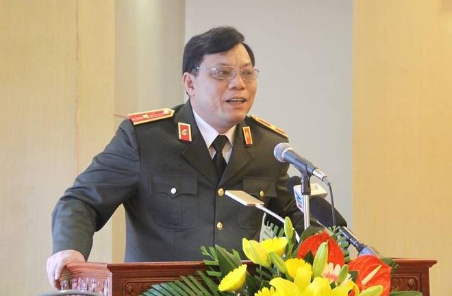 Bo Cong an vao cuoc vu Truong cong an TP Thanh Hoa bi to 'chay an' hinh anh 1