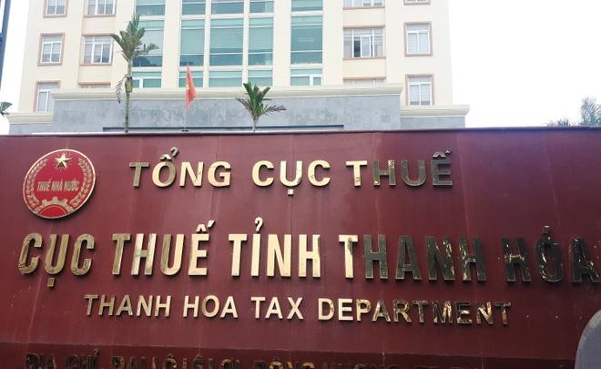 Cuc Thue Thanh Hoa xin 700 trieu de 'dong vien can bo' hinh anh