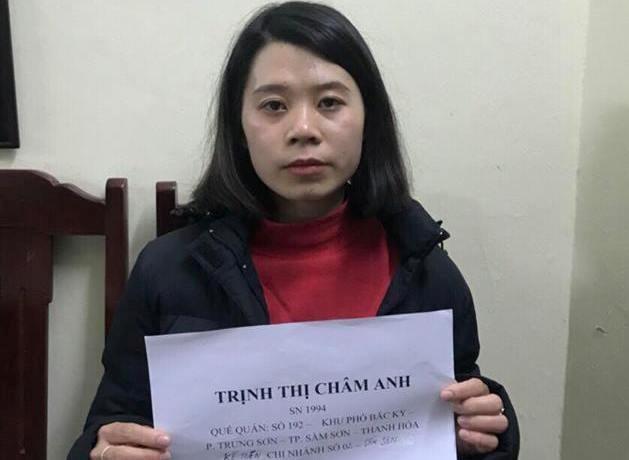 Khoi to them 4 nguoi lam viec cho cong ty 'tin dung den' o Thanh Hoa hinh anh