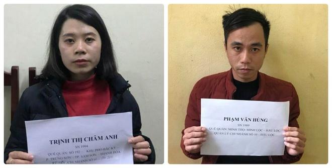 Khoi to them 4 nguoi lam viec cho cong ty 'tin dung den' o Thanh Hoa hinh anh 1