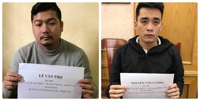 Khoi to them 4 nguoi lam viec cho cong ty 'tin dung den' o Thanh Hoa hinh anh 2