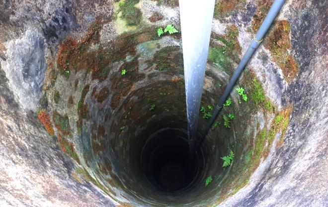 Gần 1.000 giếng nước bỗng nhiên trơ đáy