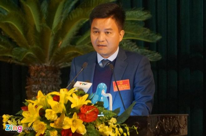 Giam doc So o Thanh Hoa noi khong ap luc khi bo nhiem ong Ngo Van Tuan hinh anh 1