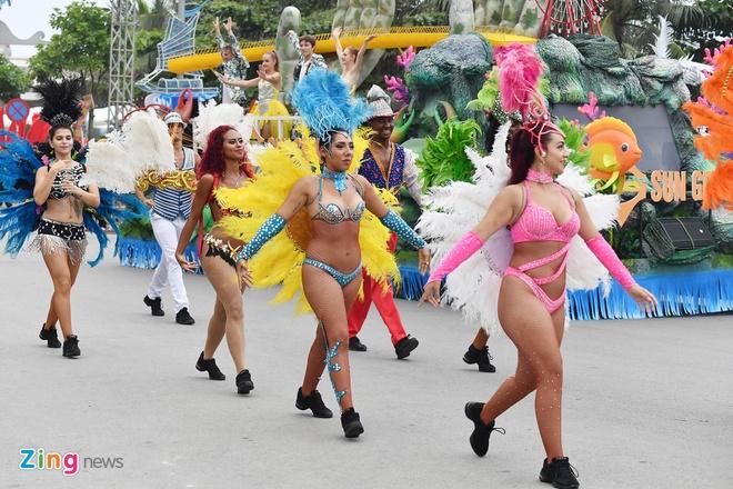 le hoi Carnival Sam Son anh 1