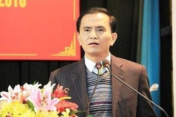Ong Ngo Van Tuan quay ve 'ghe cu' tai UBND tinh Thanh Hoa hinh anh 1