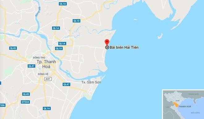 Nguoi dan phan doi doanh nghiep chan duong ra bien Hai Tien hinh anh 4