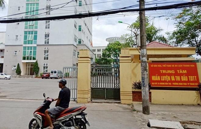 Bat nguyen Pho giam doc So VHTT&DL Thanh Hoa hinh anh 1