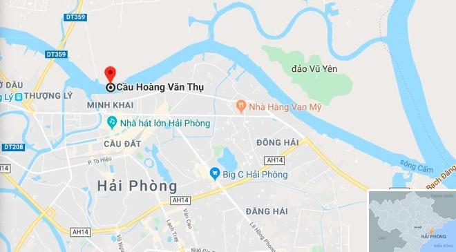 De nghi cong an dieu tra vu ve bay len cau 2.000 ty o Hai Phong hinh anh 4
