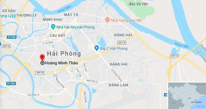 No sung o Hai Phong, mot nguoi bi thuong hinh anh 1