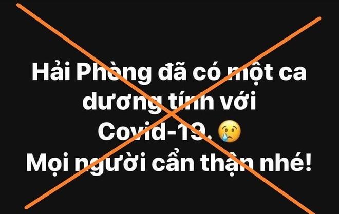 dang tin Hai Phong co duong tinh anh 1