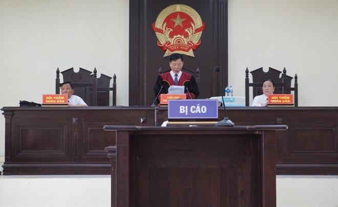 Cuu Truong cong an TP Thanh Hoa bi phat 24 thang tu hinh anh 1 DSC00501.JPG