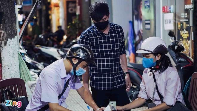 Hai Phong phat nguoi khong deo khau trang anh 1