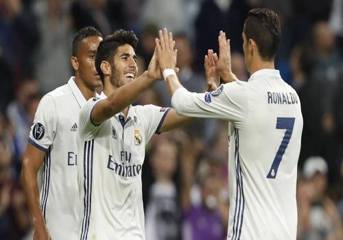 Real Madrid: Phia truoc la bau troi hinh anh