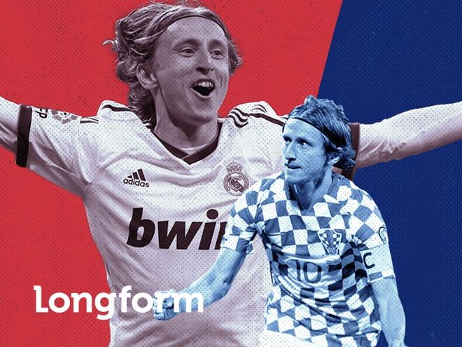 Luka Modric - ke phan boi va tam ve chung ket World Cup hinh anh