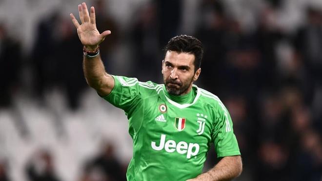 Buffon chia tay Juventus, toi Liverpool? hinh anh 2