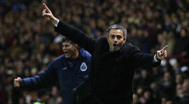 Jose Mourinho va that bai o diep vu chong lai ca the gioi hinh anh 1