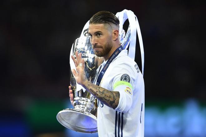 Sergio Ramos: 'Real lam ca the gioi nin lang' hinh anh 1