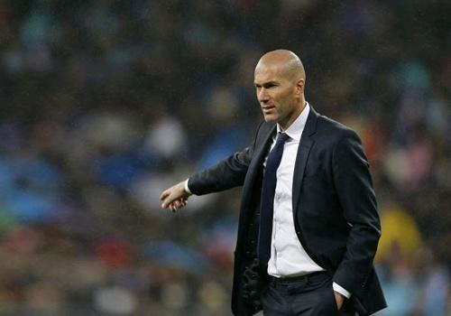 Zidane: Tu thu phuc Ronaldo den 'vi dai nhat the gioi' hinh anh