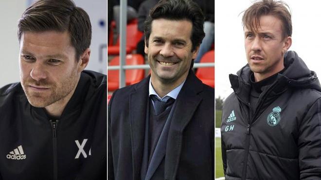Xabi Alonso tro thanh HLV doi tre Real Madrid hinh anh 1