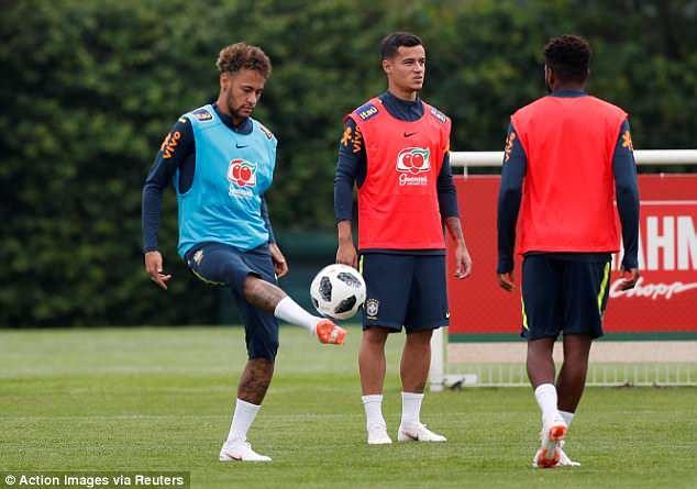 Neymar tai phat chan thuong truoc World Cup hinh anh 3