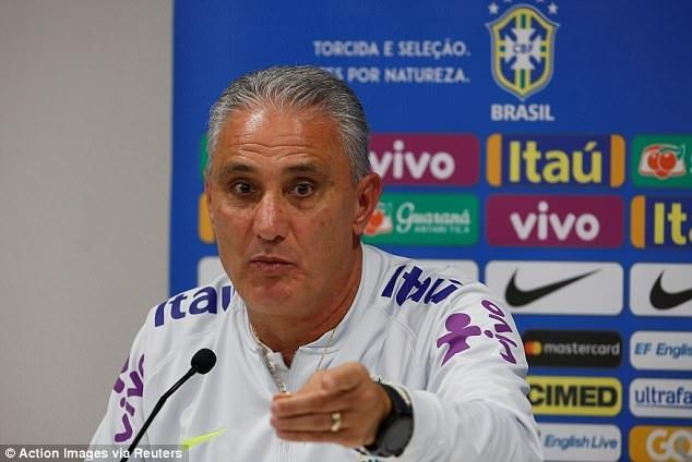 Fan Brazil tho phao khi Neymar tro lai,  DT Brazil anh 9