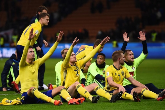 32 doi chot danh sach du World Cup 2018: Salah van gop mat, Sane o nha hinh anh 13