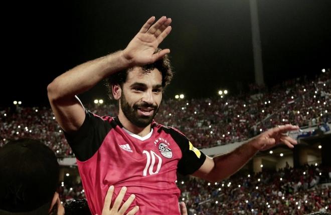 32 doi chot danh sach du World Cup 2018: Salah van gop mat, Sane o nha hinh anh