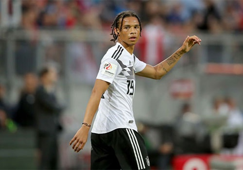 DT Duc du World Cup 2018: Sao Man City bat ngo bi loai hinh anh 1