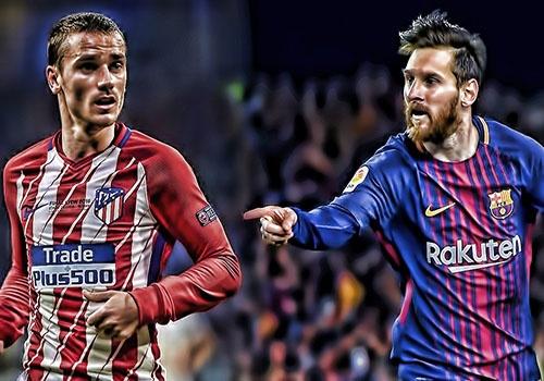 Griezmann tu choi toi Barca, o lai Atletico vi e ngai Messi? hinh anh