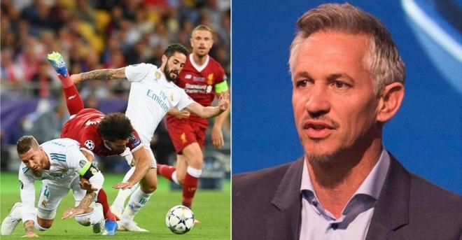 Gary Lineker: 'Ramos la ga ngu xuan ngao man' hinh anh 1