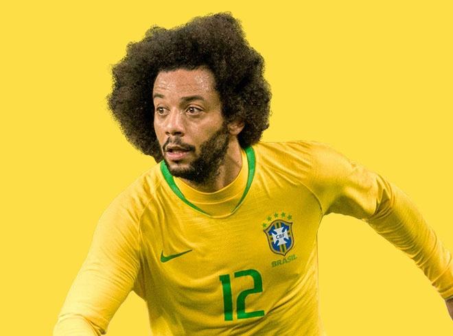Marcelo - vu khuc samba dua Brazil chinh phuc World Cup hinh anh
