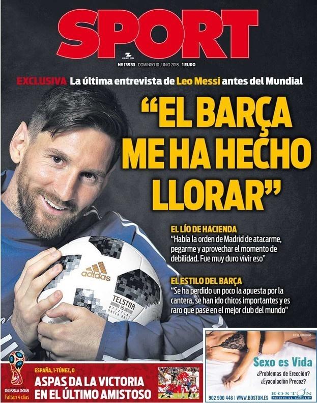 Messi cao buoc Madrid boi nho danh du minh trong lum xum tron thue hinh anh 1