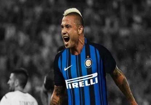 Radja Nainggolan dong y gia nhap Inter Milan hinh anh